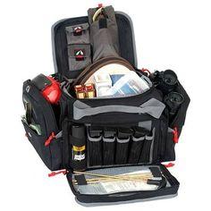 G.P.S. Medium Range Bag Black GPS-1411MRB