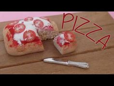 how to: miniature thick crust pizza