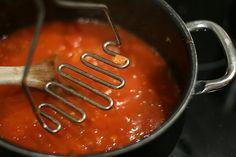 How to make pasta sauce www.diggmat.com