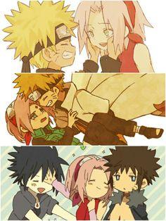 All about Naruto - Narusaku