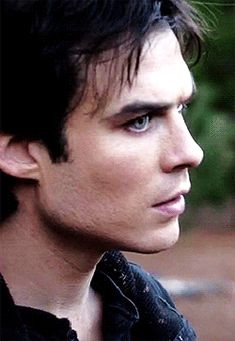 #TVD The Vampire Diaries Damon Salvatore