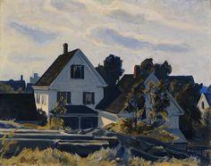 Near Portsmouth by C. K. Chatterton / American Art