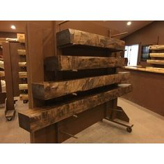 North Shore Log Company Timber Fireplace Shelf Mantel Finish: Puritan Pine, Mounting: Without Support Logs, Shelf Length: 72 Distressed Fireplace, Farmhouse Fireplace Mantels, Fireplace Mantel Surrounds, Fireplace Shelves, Wood Mantels, Fireplace Design, Fireplace Ideas, Rustic Fireplace Decor, Decorative Fireplace