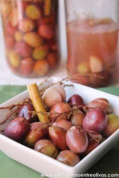 Como aliñar aceitunas paso a paso. www.cocinandoentreolivos (26) by Cocinando entre Olivos, via Flickr