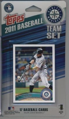 2011 Topps Limited Edition Seattle Mariners Baseball Card Team Set (17 Cards) - Not Available In Packs!! by Topps. $8.99. You'll get a 2011 Official Topps®MLB team set featuring 17 of the best Mariners. Topps® isthe exclusive trading card licensee for Major League Baseball.