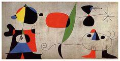 Joaquim Gomis (Mural), 1948 Joan Miro.