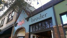 Bröder Cafe in Portland, OR - Swedish food