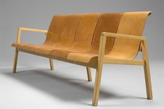 Alvar Alto design - hall-way sofa
