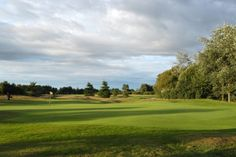 Scotscraig golf course, the 13th oldest golf club in the world, is used as an Open final qualifying course when the Open is played at St Andrews. Although close to the sea, there is something of a heathland nature to Scotscraig with more trees in evidence than on most links golf courses.