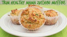 Trim Healthy Mama Zucchini Muffins