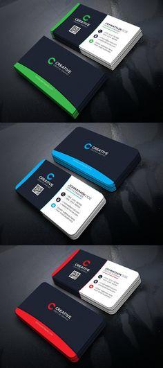 SWEN Products GERMAN SHORT HAIR Dog Black Metal Business Card Holder