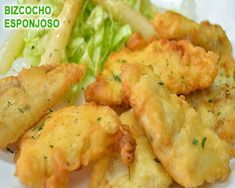 Tempura, Chicken Salad Recipes, Potato Salad, Shrimp, Carrots, Seafood, Fish, Meat, Vegetables