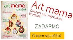 Vianočné číslo časopisu Art mama