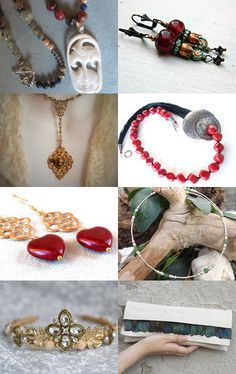 Stoned Love by lisa bodiker on Etsy--Pinned with TreasuryPin.com