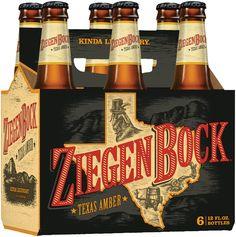 Ziegenbock Texas Amber — The Dieline - Branding & Packaging