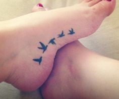 foot tattoo tumblr - Google Search