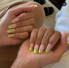 hair nails trend * hair nails and skin vitamins . hair nails and skin vitamins it works . hair nails and skin vitamins results . hair nails and makeup . Aycrlic Nails, Neon Nails, Swag Nails, Neon Nail Art, Grunge Nails, Stiletto Nails, French Nail Art, French Tip Nails, French Nail Designs