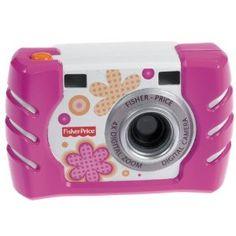 フィッシャープライス キッズ・タフ・デジタルカメラ