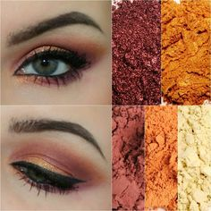 Gorgeous eye pigments! $10 ea or 4 for $35 HURRY PRICE GOES UP IN OCTOBER Www.youniqueproducts.com/jennifereaves