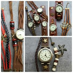 STEAM PUNK WATCH Steam Punk, Vintage Watches, Germany, Accessories, Antique Watches, Steampunk, Deutsch