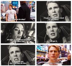 :( i thought the ending of captain america was a bit...unneeded. he could have made it! seriously!