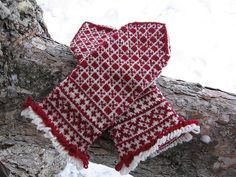 "Latvian Mittens by ""penny"" was already taken, via Flickr"