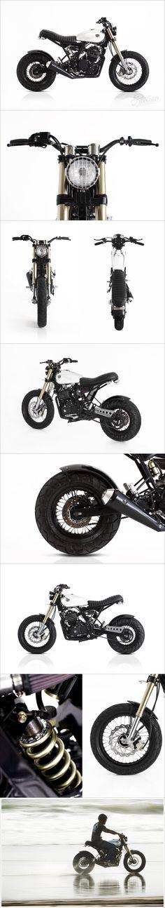 #Honda NX650 #motorcycle #eatsleepride app.eatsleepride.com