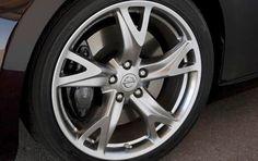 2012 Nissan 370Z Wheel