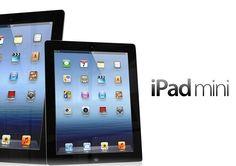 iPad Mini Satışı Apple Store'da Durdu!