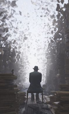 Fantasy and sci-fi collide in the haunting digital artwork of Jie Ma. Fantasy and sci-fi collide in the haunting digital artwork of Jie Ma. Artwork Fantasy, Fantasy Art, Cg Artwork, Photo D Art, Montage Photo, 3ds Max, Psychedelic Art, Belle Photo, White Photography