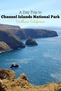 Channel Islands National Park Kids