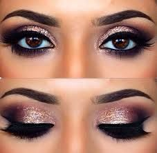 Image result for eyeshadow look for brown skin