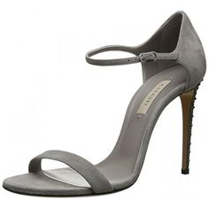 Casadei Women's Camoscio Filig Dress Sandal. Available at http://www.Brandinia.com
