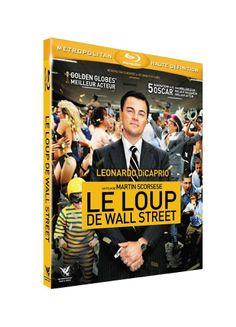 Le Loup de Wall Street en BLU-RAY - NEUF