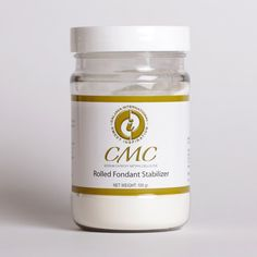 CMC - Fondant Stabilizer 100 grams | CaljavaOnline
