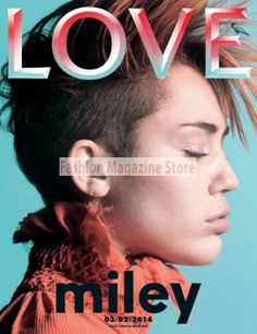 Love is a UK based semi-annual magazine that is the source of inspiration for designers, artists or anyone who is in need of visual ideas. The magazine offers features on celebrities and frank discussions on social topics. Love is known for its raw look and black and white photography that dominates its pages, going so far as to mute color pages. Single Issue and annual subscription are available in resalable price at http://fashionmagazinestore.com/