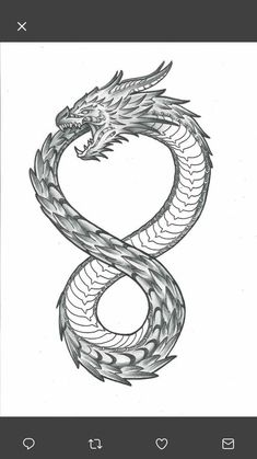 Dragon tattoo directly from Concept Drawings big thanks to Ann Foley who worked . - Dragon tattoo directly from Concept Drawings big thanks to Ann Foley who worked on the show for gett - Viking Dragon Tattoo, Celtic Dragon Tattoos, Dragon Tattoo Designs, Viking Tattoos, Tribal Arm Tattoos, Wolf Tattoos, Body Art Tattoos, Hand Tattoos, Sleeve Tattoos