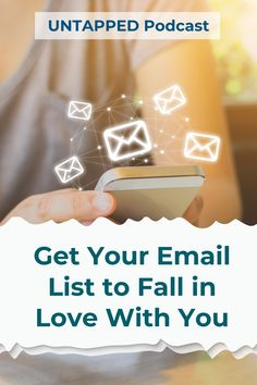 Have you thought about the power of an opt-in for growing your email list? Have you thought about the power of your welcome email sequence? What about whether you're spamming your audience or serving them with your emails? Do you have tactics to grow your list? You are going to LOVE this episode of the UNTAPPED podcast where I talk to podcaster, email marketing course creator and copywriter @thekatedoster about your email list to fall in love with you. Tune in at natalisisson.com/120