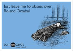 Just leave me to obsess over Roland Orzabal. #rolandorzabal