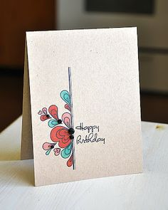 Simply Stamped: Quilled Elegance  Just love this new quilled stamp