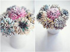 wedding_planner paper_flower DIY