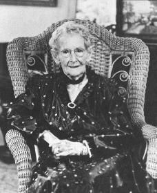 Grandma Moses - sold her first painting at the age of 79- A perfect example of why you should never give up on your dreams, no matter what your age...
