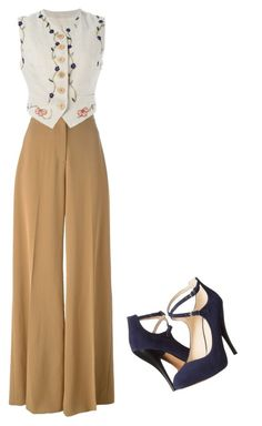 """""""Untitled #18"""" by taraap ❤ liked on Polyvore featuring STELLA McCARTNEY, Dolce&Gabbana, Nine West, women's clothing, women, female, woman, misses and juniors"""