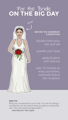 Many people become giant balls of stress during the time that they are planning their weddings. The trick to smooth wedding planning is staying abreast of every little detail. This article's tips can help . Budget Wedding, Plan Your Wedding, Wedding Tips, Wedding Events, Wedding Planner, Destination Wedding, Wedding Day, Gown Wedding, Wedding Flowers