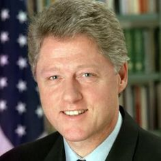 Fun facts about Bill Clinton