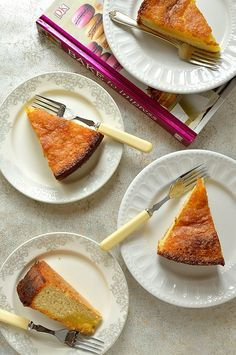 Dresden sugar cake - a coffee cake style yeast cake with a crisp, buttery sugar topping