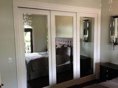 decoration sliding mirror closet doors makeover with mirrored sliding closet doors makeover mirrored sliding closet doors - Sliding Closet Door