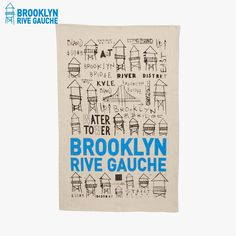 Torchon, Brooklyn - Le Bon Marché - Find this product on Bon Marché website - Le Bon Marché Rive Gauche