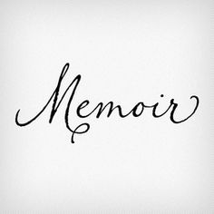 Memoir typeface, designed by Stephen Rapp. At Fairgoods.