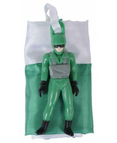 Tiger Tribe Parachuter green